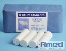 Medical 100% Cotton Absorbent W.o.w. Gaas bandage